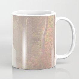 Foggy Autumn Day Coffee Mug