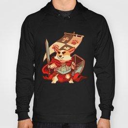 Corgi knight Hoody