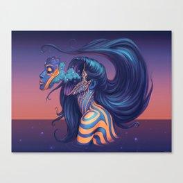 Soul Awakening Canvas Print