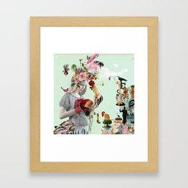 It looks like Le Chiffre Framed Art Print