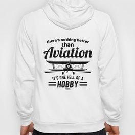 pilot saying Hoody