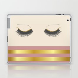 Lashes For Days Laptop & iPad Skin