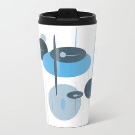 Candys Atomic Retro Design 2 Travel Mug