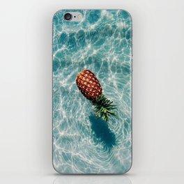 Ah, Summer: Pineapple iPhone Skin
