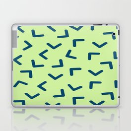 The Minted Angle Laptop & iPad Skin