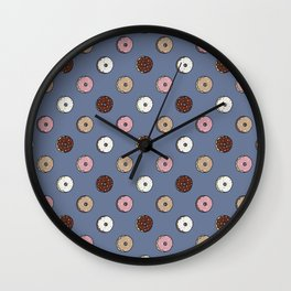 Polka Donut Wall Clock