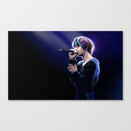 To be Canvas Print
