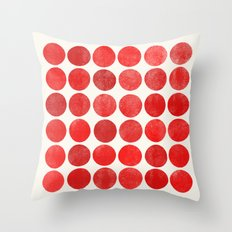 colorplay 12 sq Throw Pillow