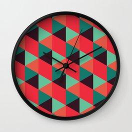 ReOrange Wall Clock