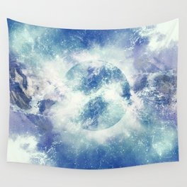 Universe Atoms Stories Wall Tapestry