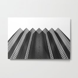 Trump Tower Metal Print