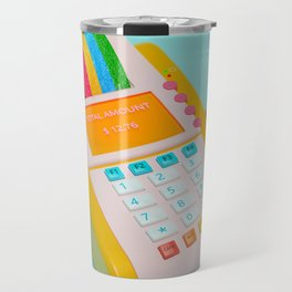 Here's your receipt. Travel Mug