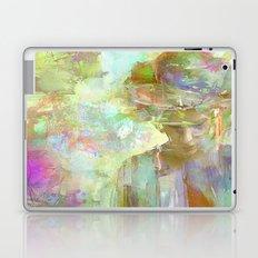 Eithne, Celtic goddess Laptop & iPad Skin