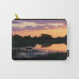Perfect Pastel Spring Sunset Carry-All Pouch