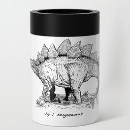 Figure One: Stegosaurus Can Cooler
