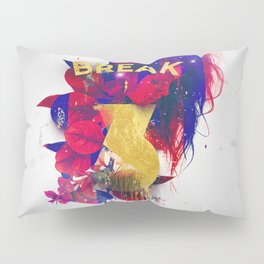 Break 3 Pillow Sham