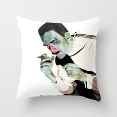 Dr. Sovac Throw Pillow