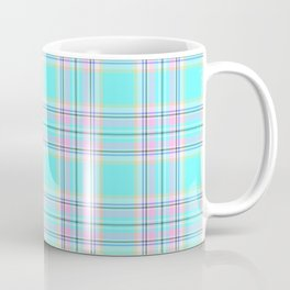 Royal Floridian Tartan Check Plaid Coffee Mug
