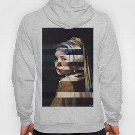 """Vermeer's """"Girl with a Pearl Earring"""" & Grace Kelly Hoody"""
