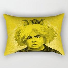 Buzz Osborne Rectangular Pillow