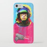 beastie boys iPhone & iPod Cases featuring Gioconda Music Project · Beastie Boys · Adam Yauch by Marko Köppe