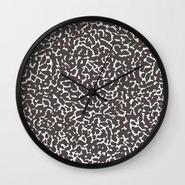 'GEOPRINTS' 13 Wall Clock