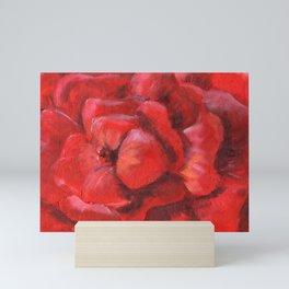 Red Rose Mini Art Print