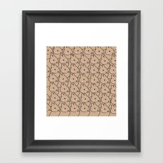 rabbit-11 Framed Art Print