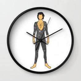Freddie 7 Wall Clock