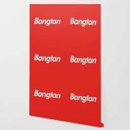 BTS Bangtan Box Logo Wallpaper
