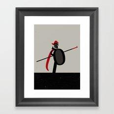 Ulises Framed Art Print