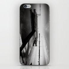 Balaton - Pier iPhone & iPod Skin