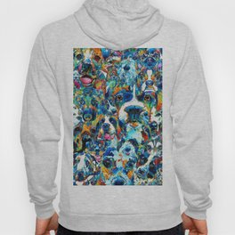 Dog Lovers Delight - Sharon Cummings Hoody