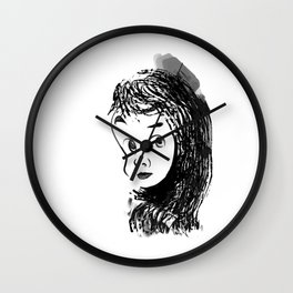 shy. Wall Clock