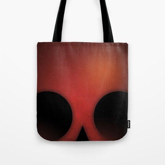 SMOOTH MINIMALISM - Ghost of Mars Tote Bag