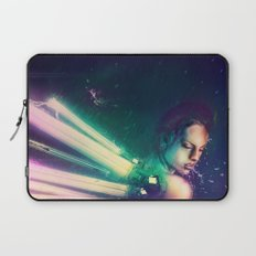 The Humming Dragonfly Laptop Sleeve