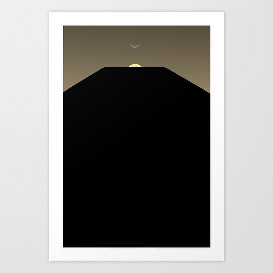 SPECIES OF CHAOS Art Print