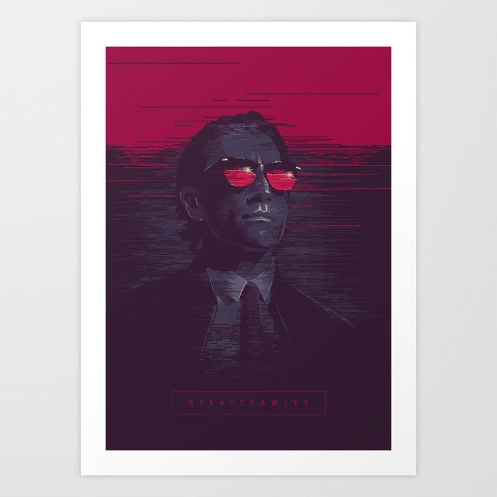 Alternative Movie Poster Art Print By