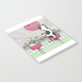 Diner Notebook