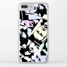 the king eric Clear iPhone Case