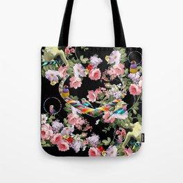 Hoop Love Tote Bag