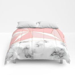 Marble & Geometry 042 Comforters