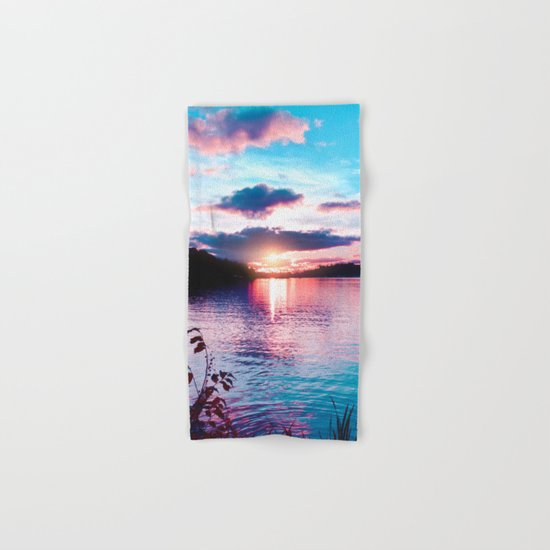 Pastel vibes 29 Hand & Bath Towel