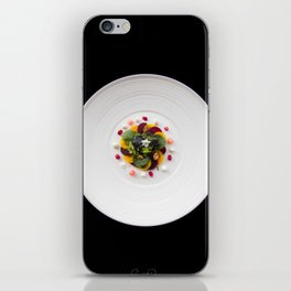 The Art of Food Colours of Nature iPhone Skin