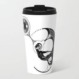 Otto Lilienthal Travel Mug