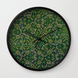 Multi-Defect System 2 Wall Clock