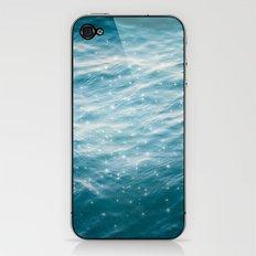 Blue Magic iPhone & iPod Skin