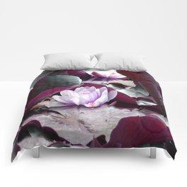 Waterlily Escape Comforters