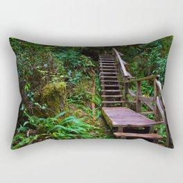 Staircase to heaven Rectangular Pillow
