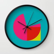 Oh Em Gee Wall Clock